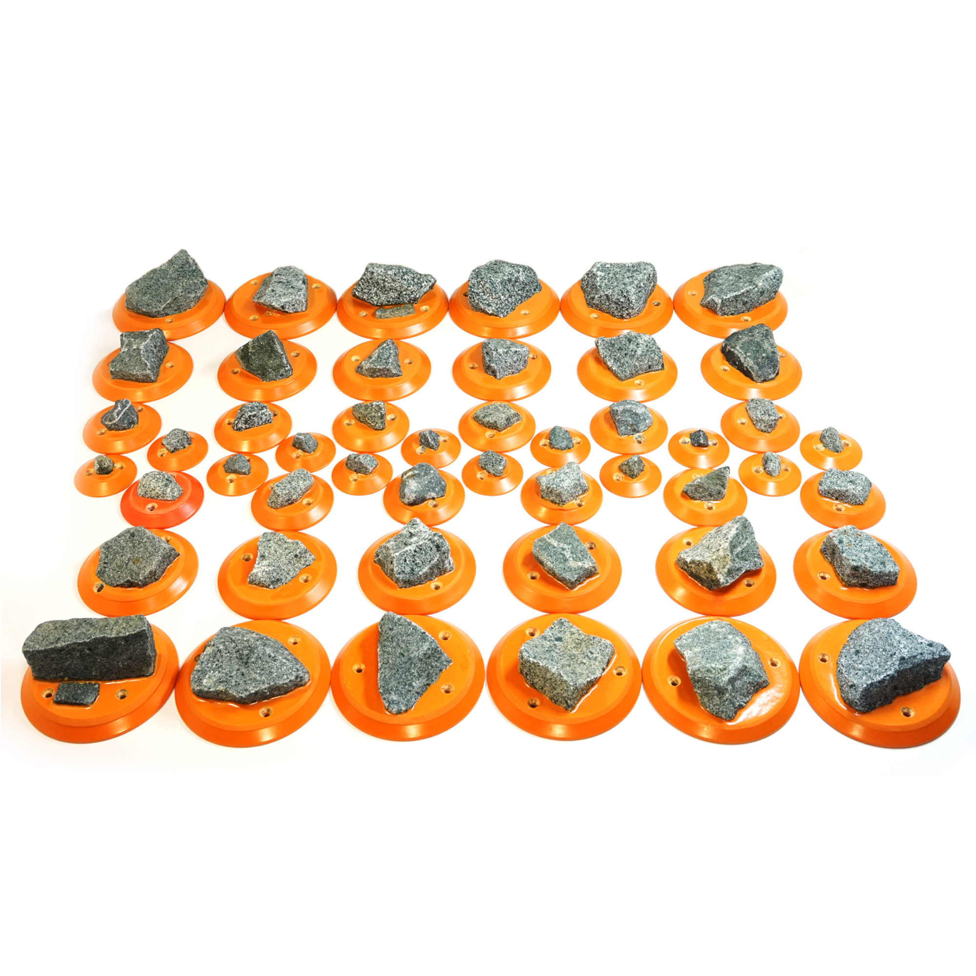 Stoned Holds, S-XL, 48 pcs